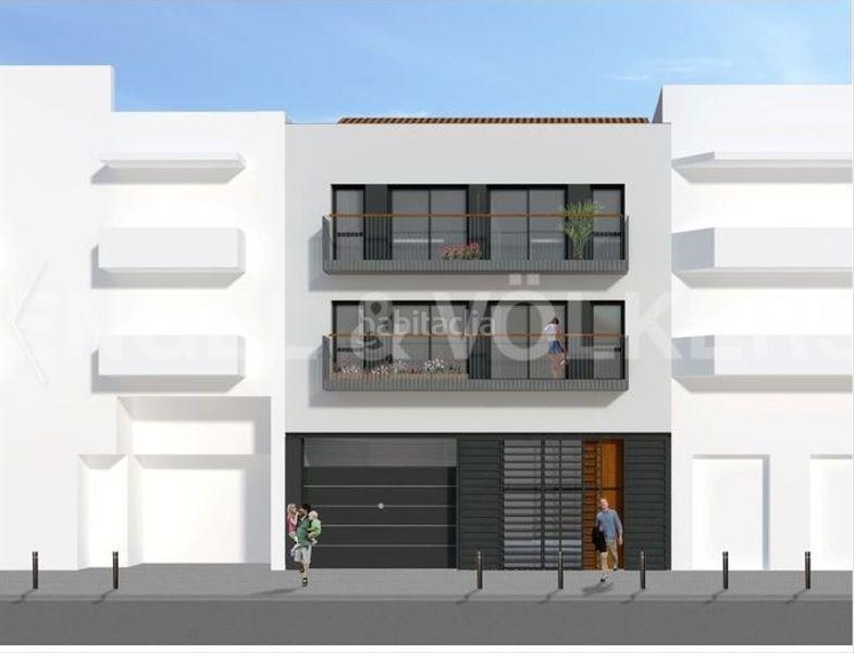Edifici habitatges d´Obra nova a   La Gavarra Cornellà de Llobregat EDIFICI PARC