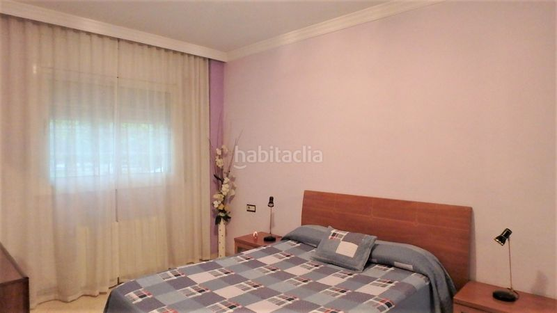 Dormitorio. Flat with heating in Bufalà Badalona