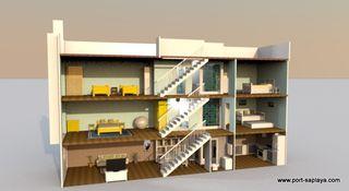 Casa  Calle bascula, (de la). Casa para reformar en carlet