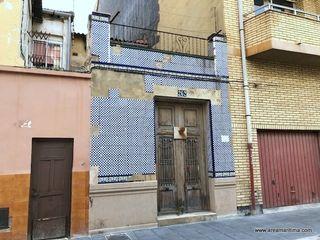 Planta baja en Calle barraca, 253. Bajo vivienda con terraza