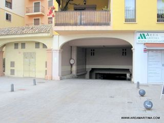 Rent Car parking  Major. Alquiler anual plaza parking
