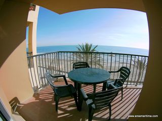 Appartement  Senyoria. Con  vistas al mar