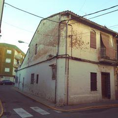 Casa en Cervantes, 0. Casa independiente manises