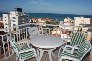 Piccolo appartamento in Avenida mar (del), 31. Apto. 3 dorm. + garaje + preciosas vistas al mar