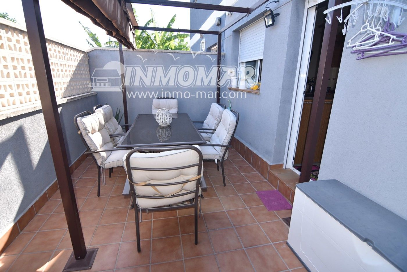 Semi detached house in Calle ribera, 4. Precioso adosado todo equipado