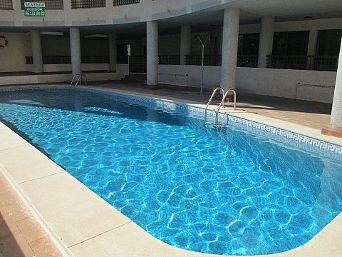 Appartement  Playa de san antonio oportunidad!!!!. Apto 2 dorm 2 baños y piscina!!!