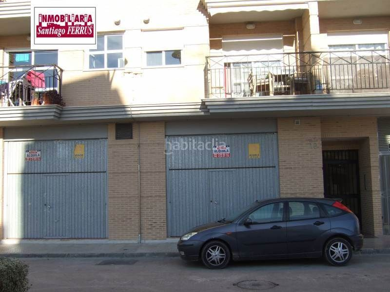 Lloguer Local Comercial en Sollana. Alquiler de local comercial en sollana