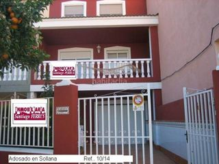 Semi detached house in Sollana. Adosado en venta en la localidad de sollana