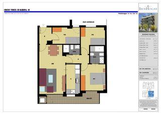 Appartamento in Calle tres d´abril, 48. Obra nueva. Nuove construzione