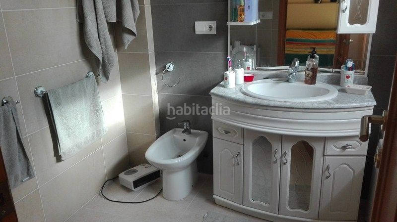 Baño. Semi detached house in calle fortaleny in La Vega-Marenyet Cullera
