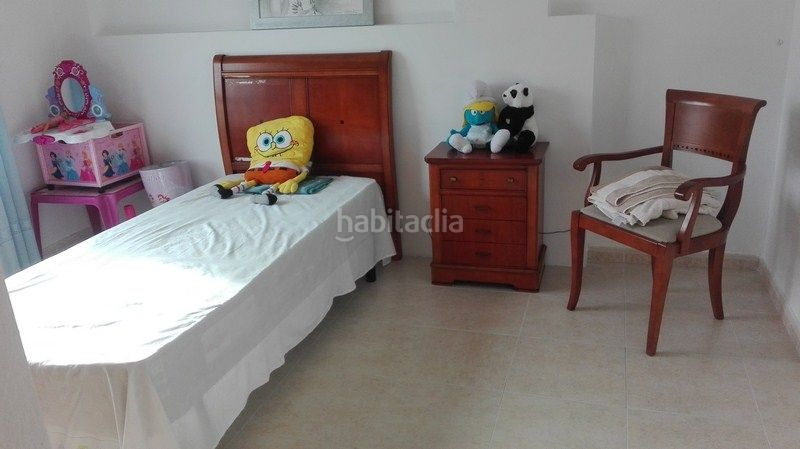 Dormitorio individual. Semi detached house in calle fortaleny in La Vega-Marenyet Cullera