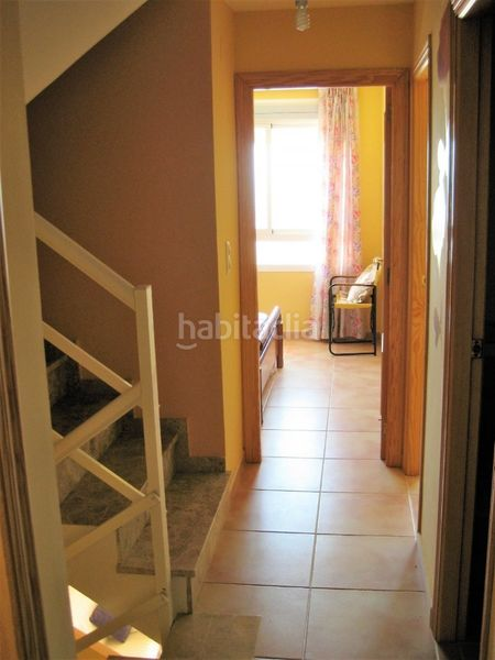 Pasillos. Semi detached house in carretera subida santuario in Cullera