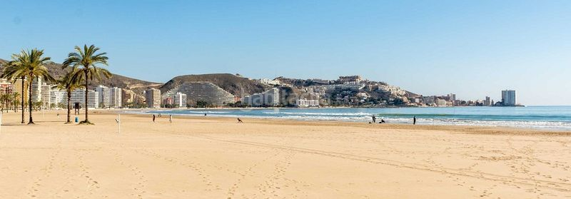 Playa San Antonio. Semi detached house in carretera subida santuario in Cullera