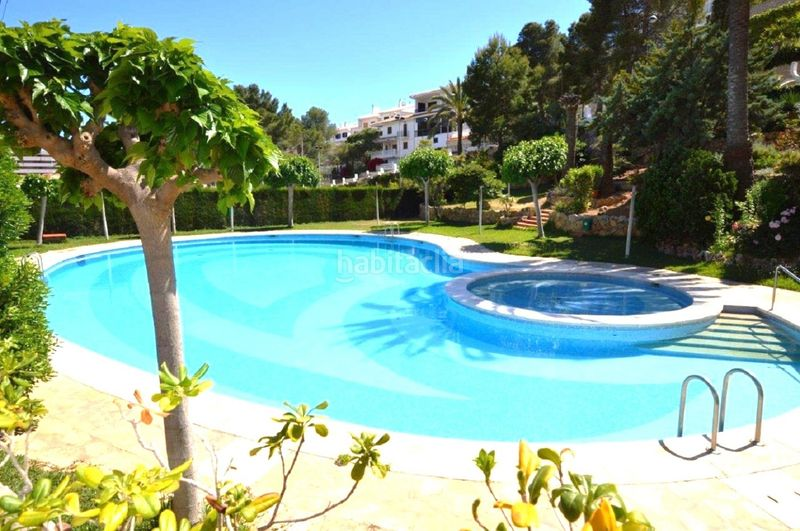 Piscina comunitaria. Chalet with fireplace heating parking pool in Racó Cullera