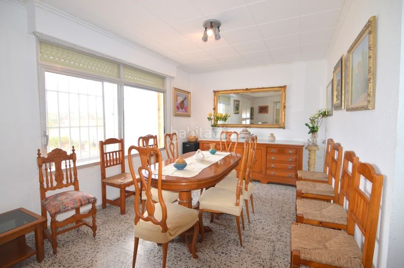 Comedor. Chalet with parking pool in El Faro-el Dossel Cullera