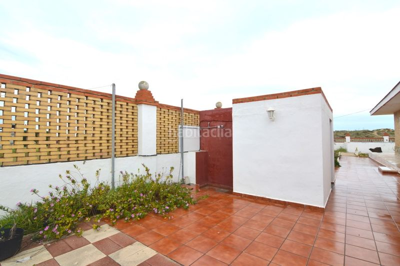 Fachada. Chalet with parking pool in El Faro-el Dossel Cullera