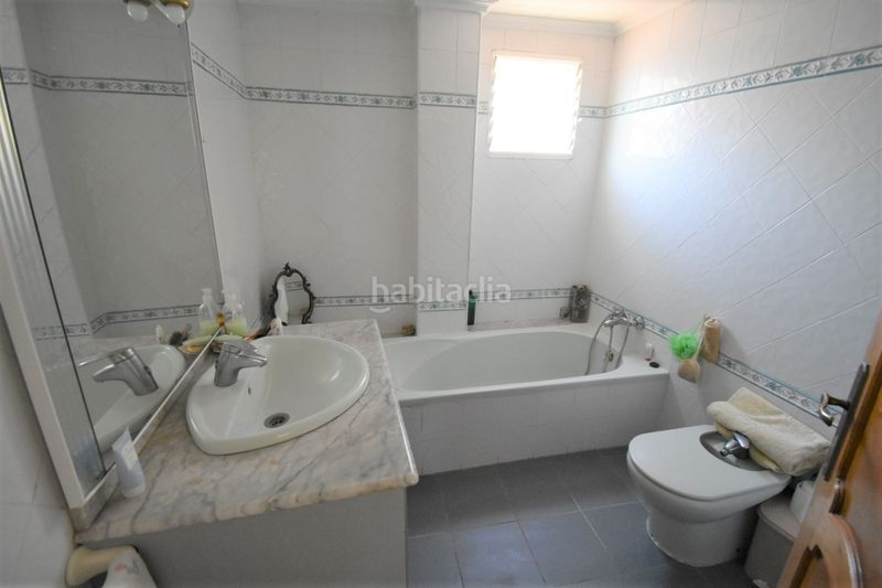 Baño. Chalet with fireplace parking pool in El Faro-el Dossel Cullera
