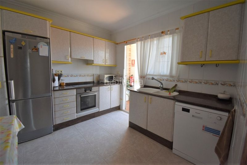 Cocina. Chalet with fireplace parking pool in El Faro-el Dossel Cullera