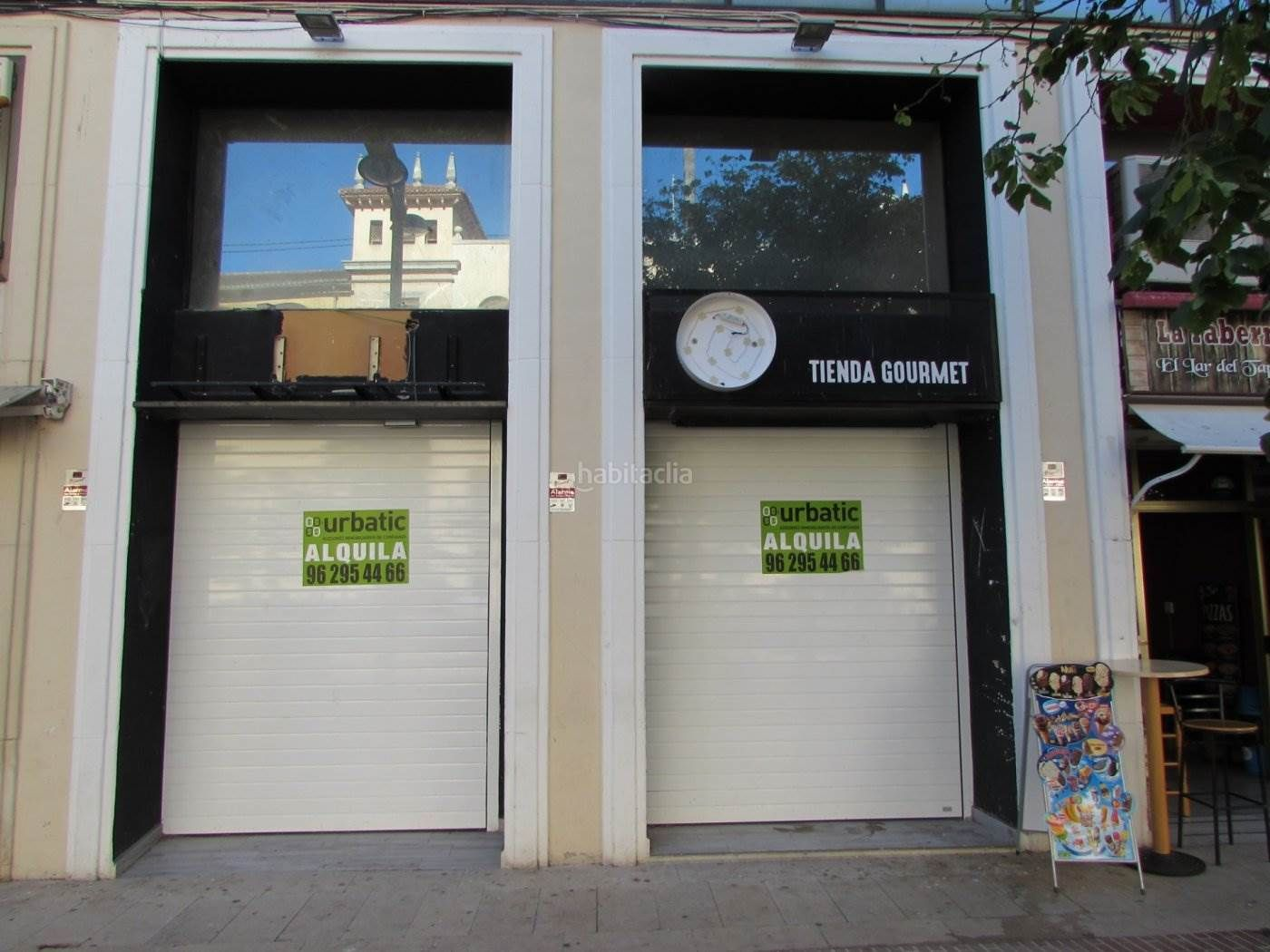 Rent Business premise in Rei en jaume i del, 3. Local centrico