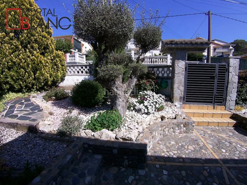 Seguna entrada. House with fireplace heating parking pool in Ametlla del Vallès (L´)