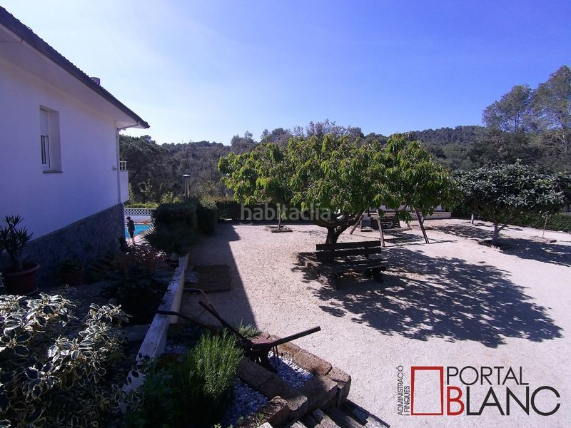 Terreno. House with fireplace heating parking pool in Ametlla del Vallès (L´)