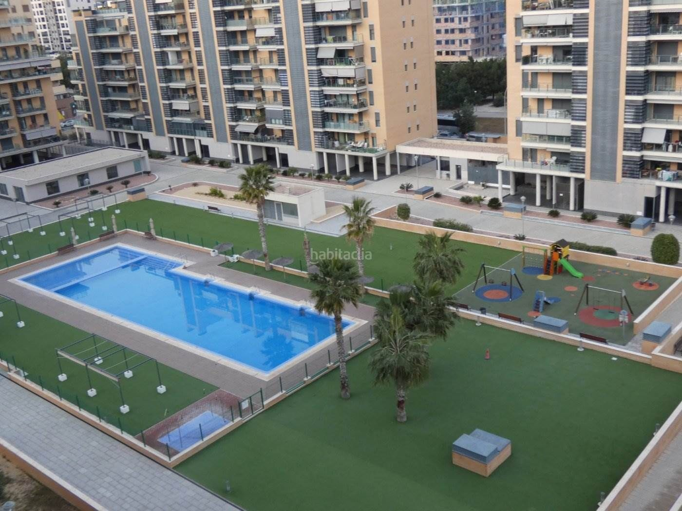 Location Appartement à Alicante Golf. Estupenda vivienda a estrenar de obra terminada en pau 5 playa d