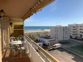 Location Appartement à Canet d´en Berenguer. Quinto con 2 habitaciones, amueblado, ascensor y parking