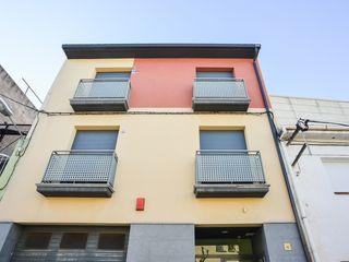 Flat  Sota cami. Promoción de tipologias vivienda en venta maçanet de la selva gi. New building