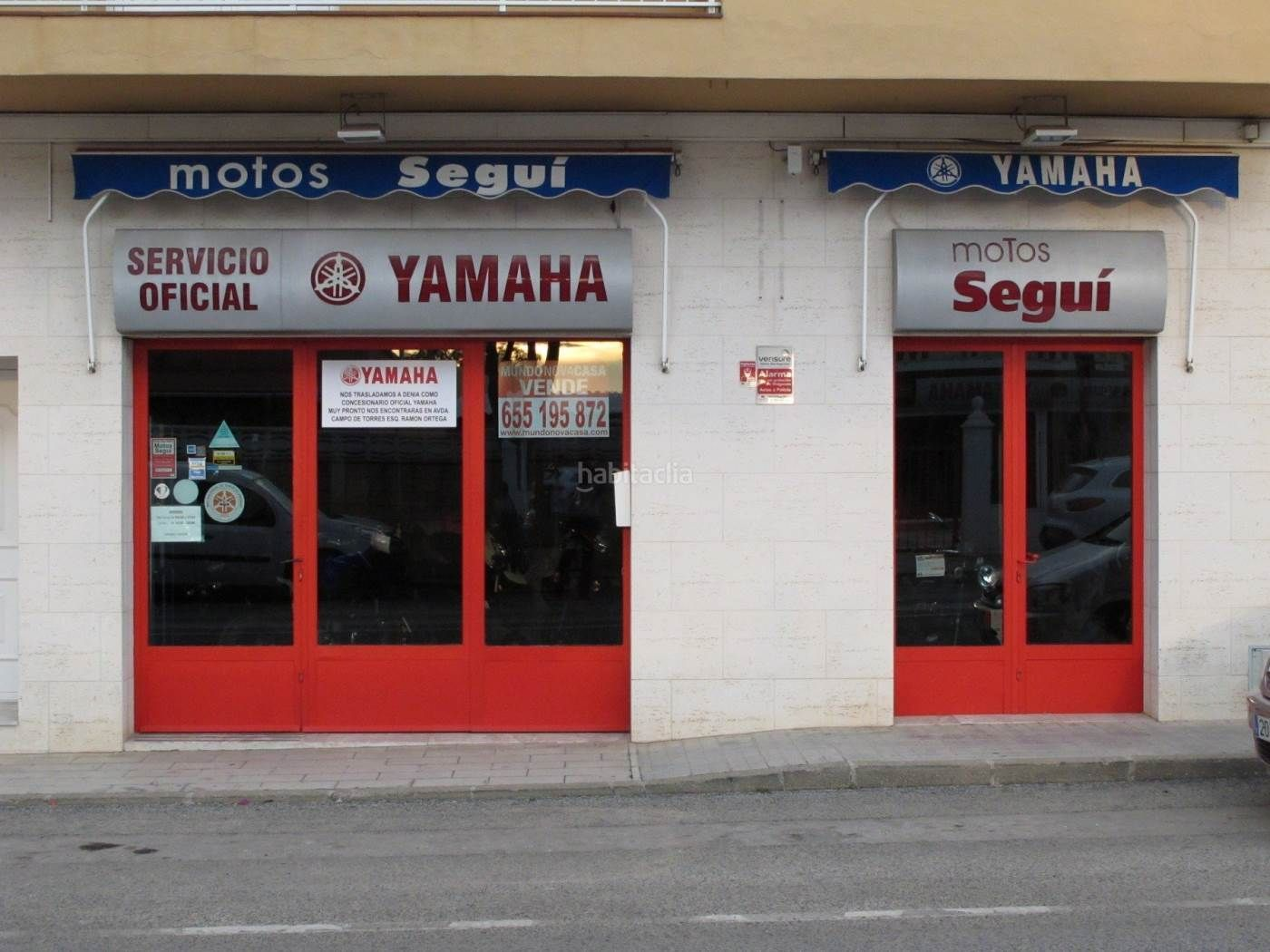 Local Comercial en La Xara-La Sella. Local en la carretera que cruza la xara. perfec...