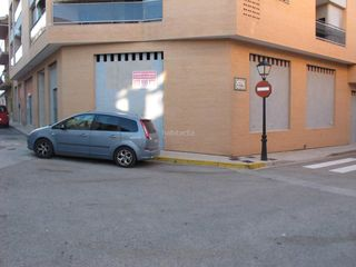 Local Comercial en La Xara-La Sella. Local diáfano de obra en la xara