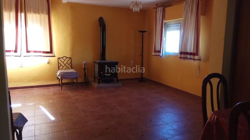 Salon comedor. House with fireplace parking pool in Urbanizaciones Alzira