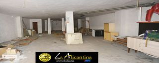 Rent Business premise  Calle ingeniero canales. Con muchas posibilidades