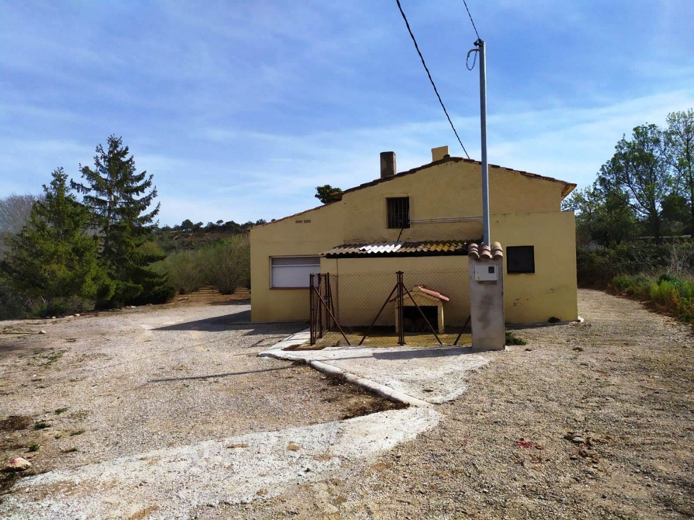Country house in Valls. A 5´de la ciudad!!