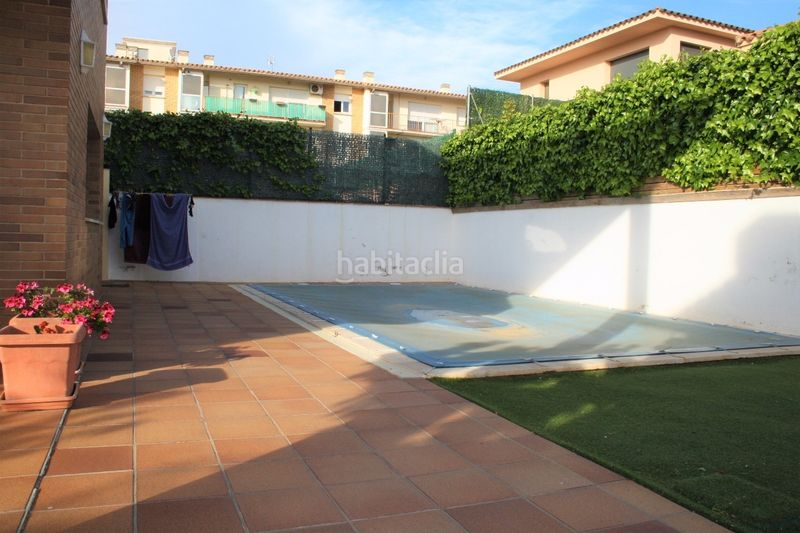 piscina. House with heating parking pool in Els Grecs-Mas Oliva Roses