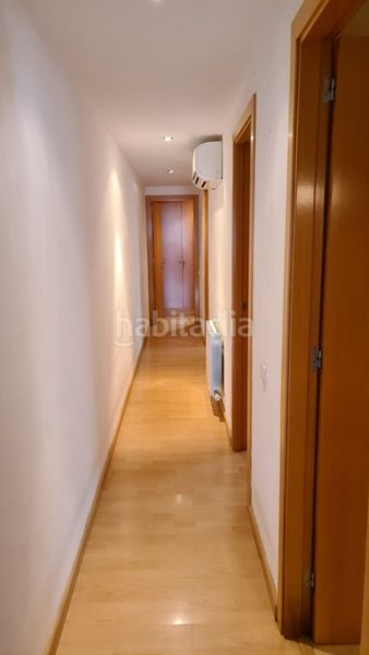 Pasillo. Flat with heating in Canet de Mar