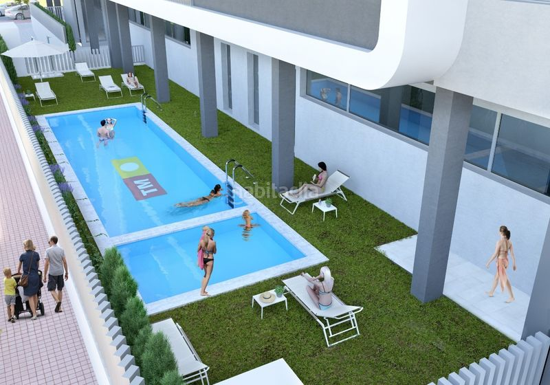Foto 9172-img1850670-33119668. Flat 75m<sup>2</sup> with parking pool in Los Dolores Murcia