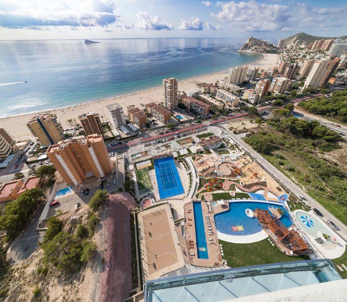 Parco residenziale di nuova costruzione a   Benidorm SUNSET DRIVE