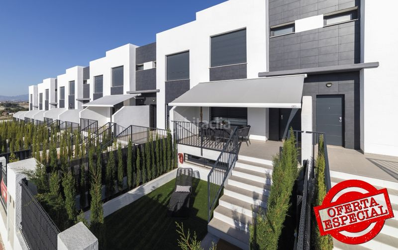 Detached house of new building in   Molina de Segura LOS ÁLAMOS DE MOLINA 2ª FASE