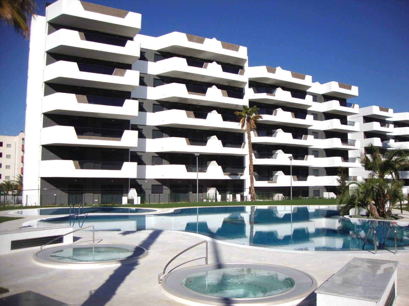 Apartment  Avenida costa blanca. Obra nueva. New building
