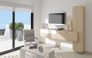 Piccolo appartamento  Avenida costa blanca. Obra nueva. Nuove construzione