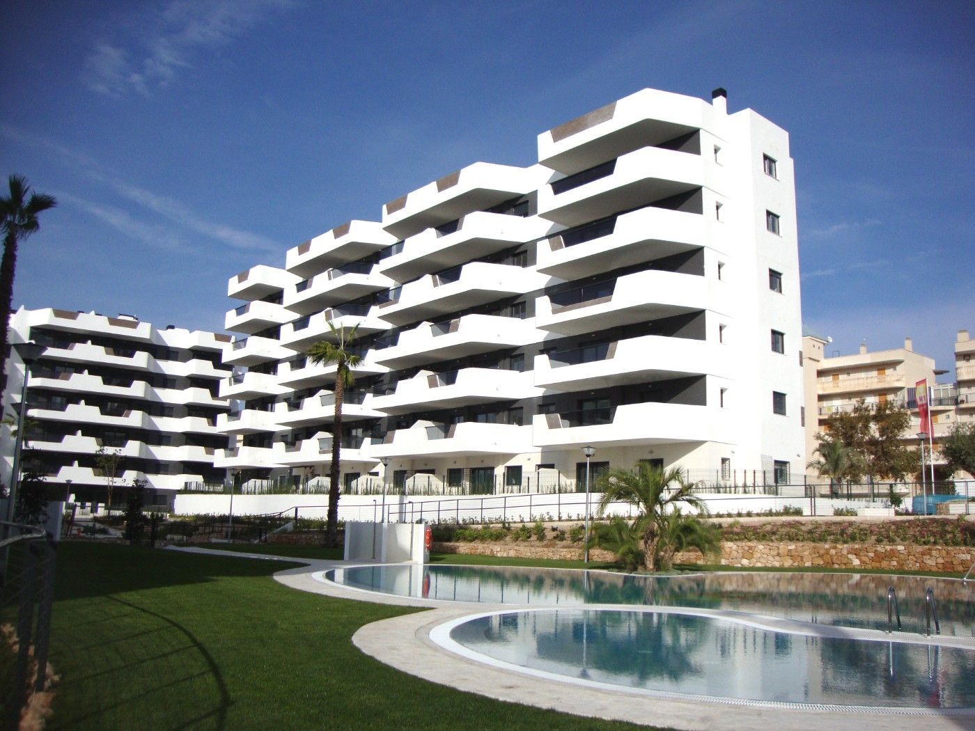 Appartement  Avenida costa blanca. Obra nueva