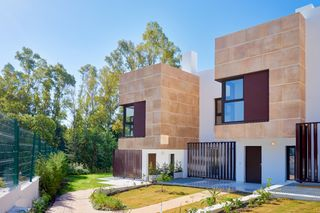 Semi detached house  Avenida prado del. Obra nueva. New building
