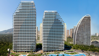 Appartement en Av. puerto rico, 2, 03502 benidorm, alicante, 2. Obra nueva. Neubau