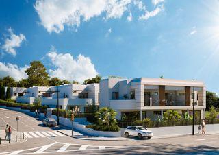 Semi detached house en Calla agave 1 los miradores del, calle sol, 29688, 1. Obra nueva. New building