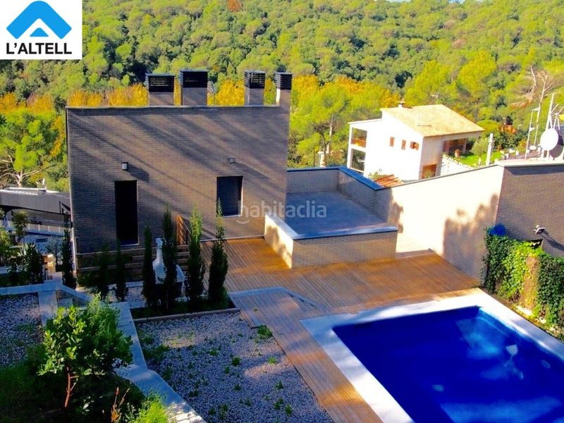 Foto 9199-img1965683-1771328. Semi detached house with fireplace heating parking pool in Ametlla del Vallès (L´)