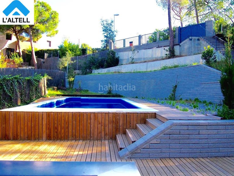 Foto 9199-img1965683-9414423. Semi detached house with fireplace heating parking pool in Ametlla del Vallès (L´)