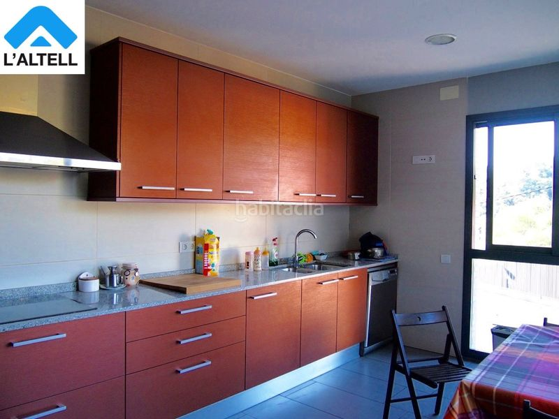 Cocina Office. Semi detached house with fireplace heating parking pool in Ametlla del Vallès (L´)