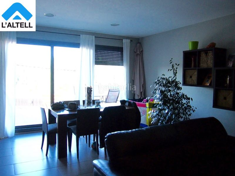 Salón - Comedor. Semi detached house with fireplace heating parking pool in Ametlla del Vallès (L´)