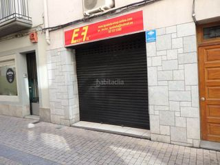 Lloguer Local Comercial en Centre. Local alquiler centrico