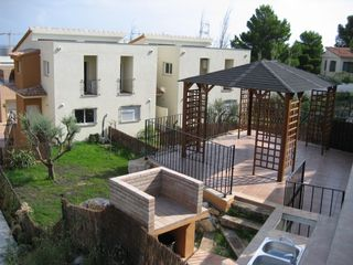 Semi detached house in Costa Sur. Casa adosada con terreno